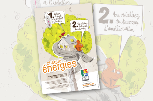 Audit énergétique / Chèques énergie
