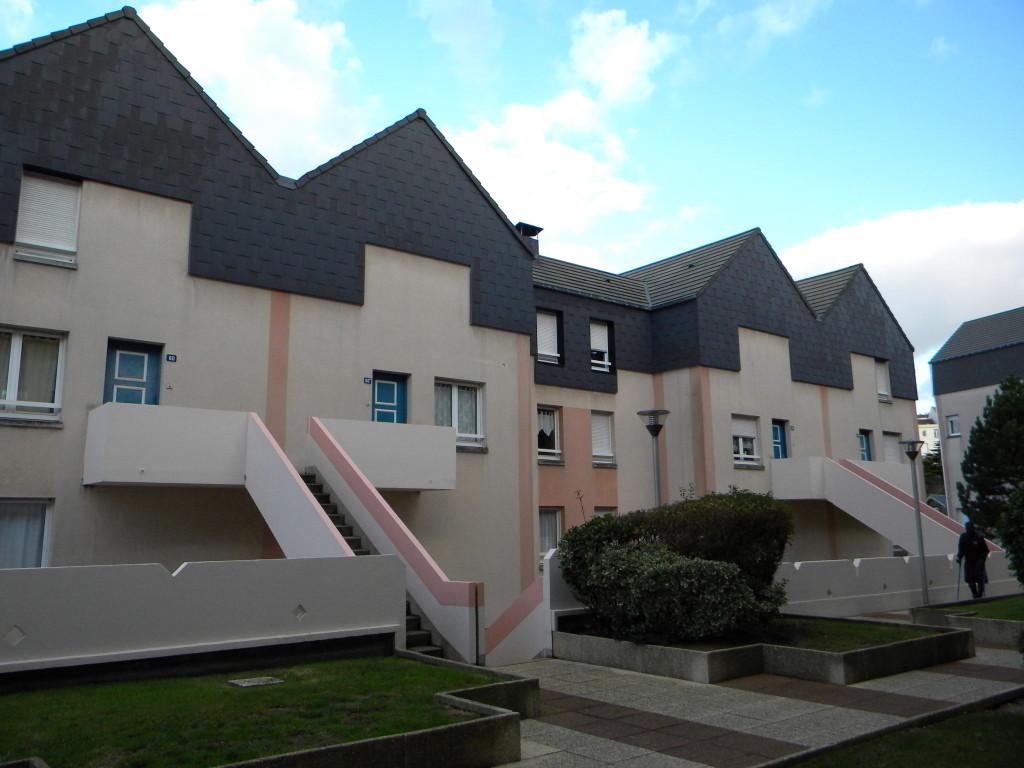 Réhabilitation thermique de 117 logements - avant