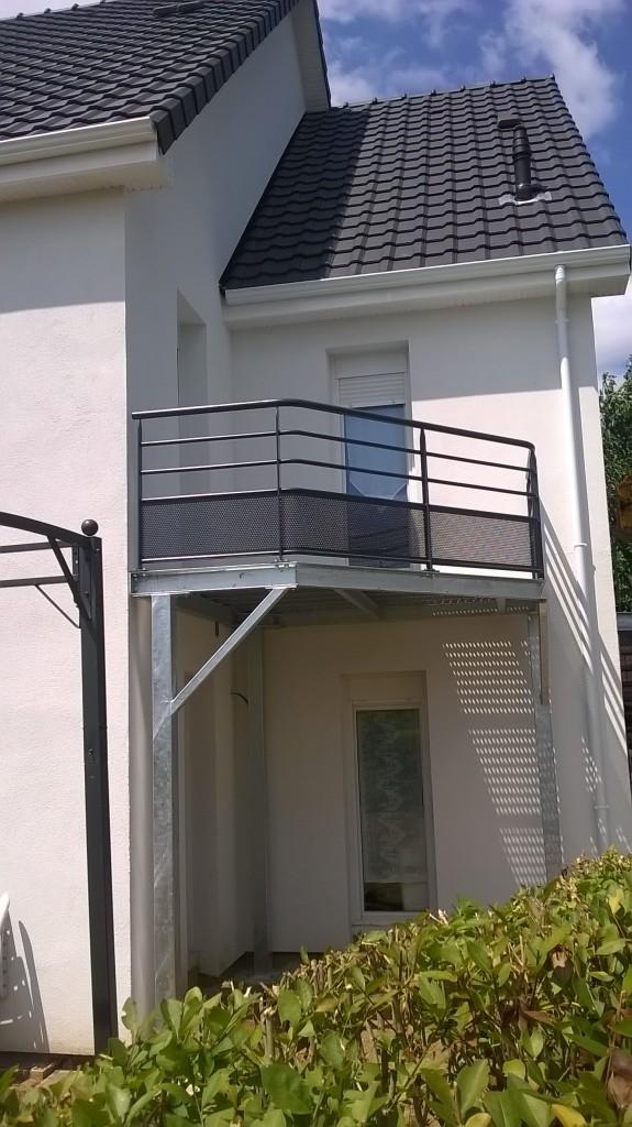 Réhabilitation thermique de 38 logements - pendant les travaux