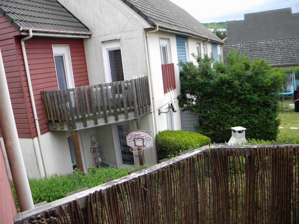Réhabilitation thermique de 38 logements - avant